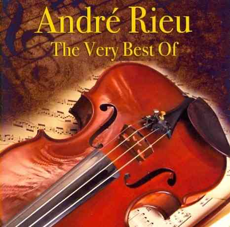 ANDRE RIEU:VERY BEST OF BY RIEU,ANDRE (CD)