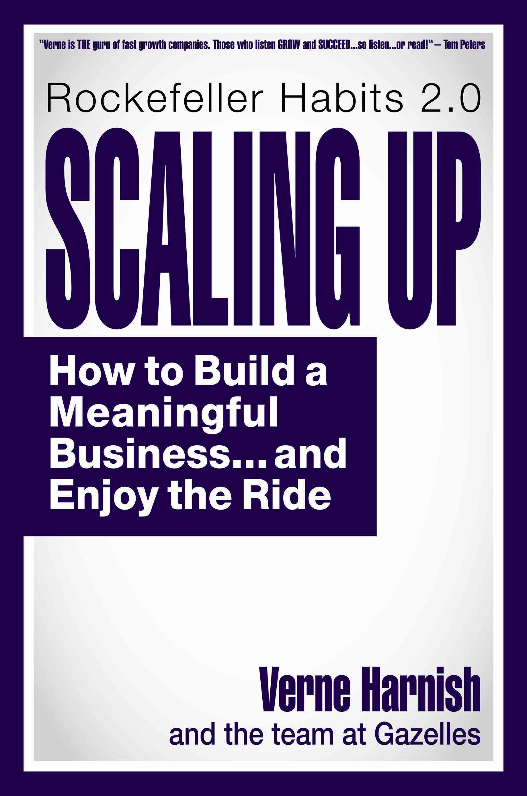 Scaling Up By Harnish, Verne